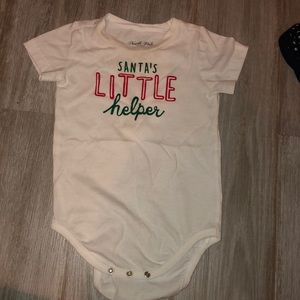 Other - Santa's little helper onesie